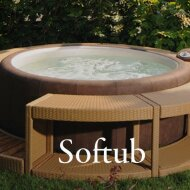 Softub - mobile whirlpools