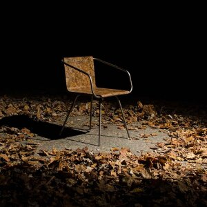 Furniture made from real regrowing materials