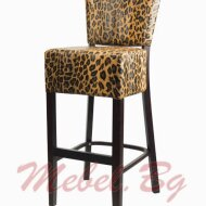 Barstool massive wood 1303 B