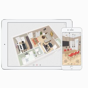 Best-in-class 2D & 3D floorplanner