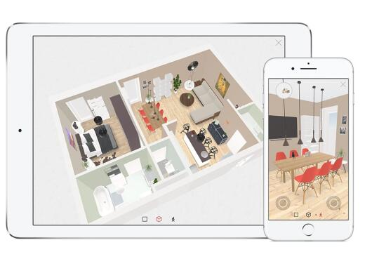 Best-in-class 2D & 3D floorplanner by Roomle GmbH | Smart Home