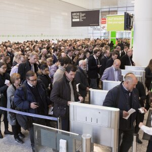 imm cologne 2018: International increase in visitors despite stormy times