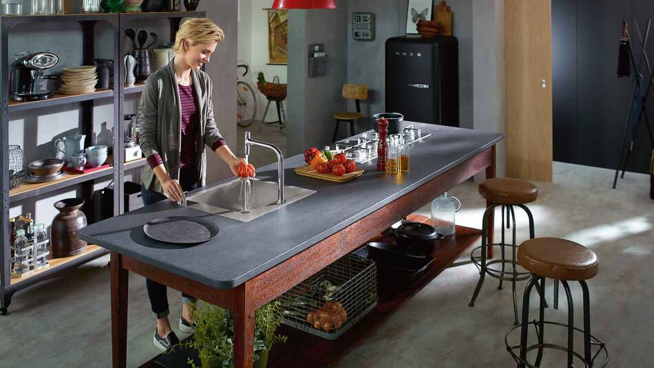 Trends Pivotal Element Of The Kitchen The Sink By Grohe Ag Ambista B2b Network Of The Furnishing Industry