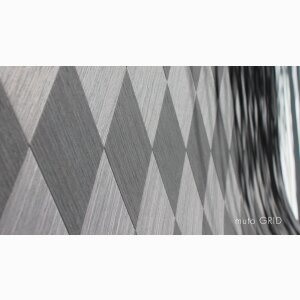 muto GRID - plaited veneer