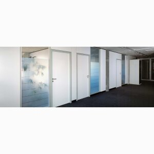 Universal partition wall