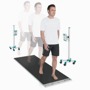 Stance, gait and roll-off analysis FDM