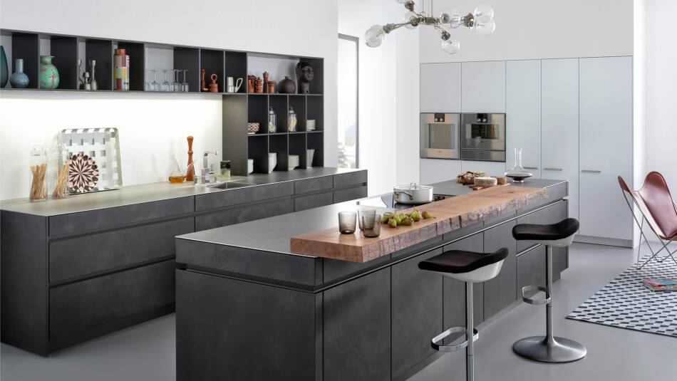 Trends En Vogue Modular Kitchens By Leicht Kuchen Ag Ambista