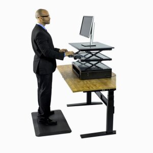 Electric Change Desk