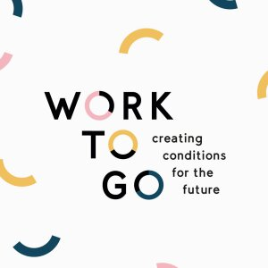 Work to go:  visions for new work worlds