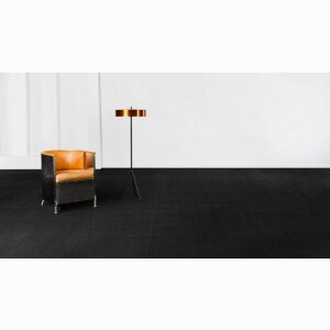 BKB - Sisal Plain Black