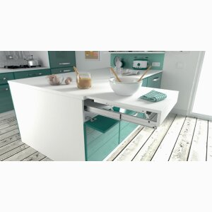 SIMPLY - Pull-out system for Worktops