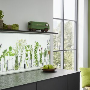 Switchy – the flexible kitchen splashback
