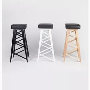 BRENT Collection of bar stools by Alexander Zhukovsky
