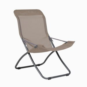 FIESTA XL - Adjustable anatomic outdoor armchair