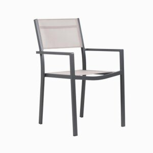 ARIA CHAIR -Stackable outdoor chairs