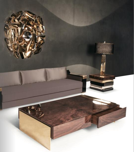 Judd Coffee Table Von Hudson Furniture Inc Couchtische Ambista