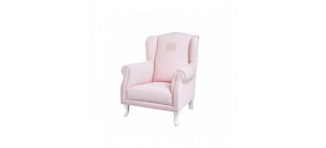 Mini Armchair Golden Chic By Caramella, Kids Arm Chairs