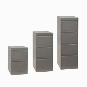 Knock Down Vertical Filing Cabinet