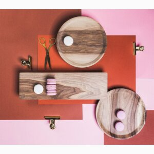 OSTE serving pieces - circle