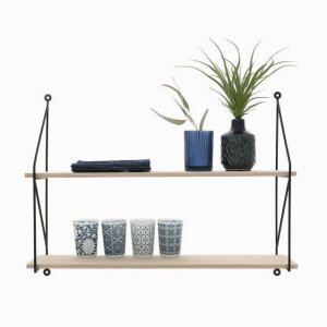 """Frida"" String 2-Tier Storage Shelf Copenhagen"