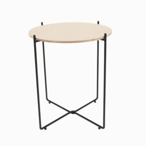 """Agneta"" Wood Side Table Copenhagen"