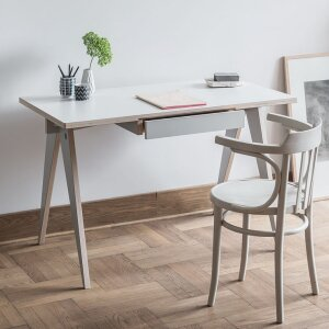 ST CALIPERS DESK GREY