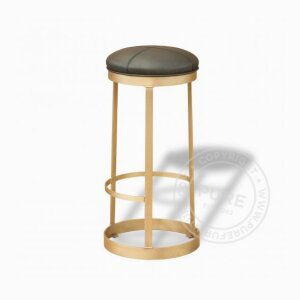 Zurich Barstool Leather