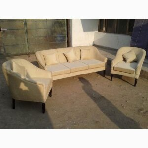 5 Seater Wooden Sofa Set