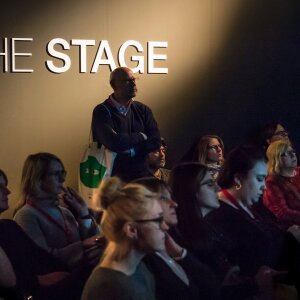 "Time for top trends to take to ""The Stage"""