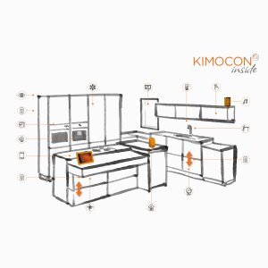 KIMOCON - moving kitchen