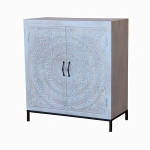 Chennai Sideboard - Iron Base