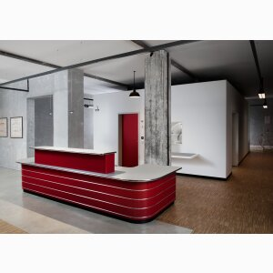 Classic Line reception desk