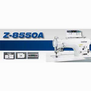 Z-8550A  Electronic Single Needle Zigzag Lock Stitcher