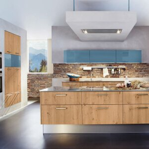 Wooden fitted kitchen elements are among the top-selling products for German manufacturers