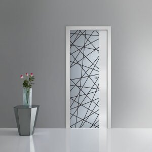 Perseide Glass Door