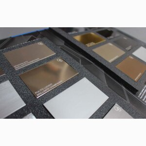 Aluminium surface treatment
