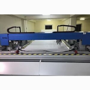 Double Head Continious Type Quilting Machines