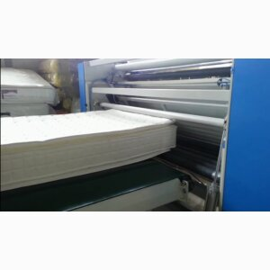 Mattress Roll Pack Machine