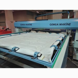 RAPID - Frame Type Quilting Machines