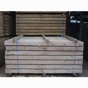 Oak products for landscaping