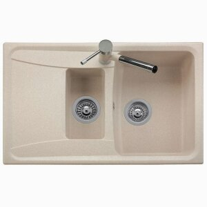 Composite sink HR0791