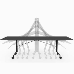 Mobile Table Legs