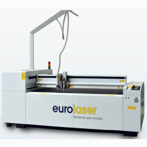 Laser Cutting System L-1200 - the experience of light speed!