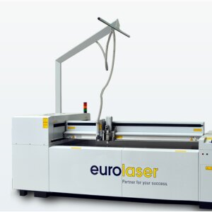 Laser Cutter Machine XL-1200 - the ideal cutting machine for big sizes in high quality!