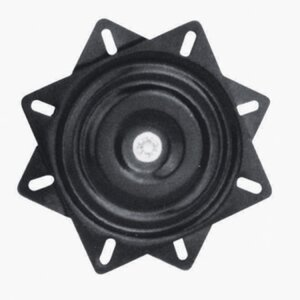 Swivel plate rotating turntable for furniture