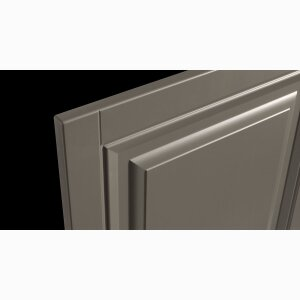 Cod. W080 Square routered door