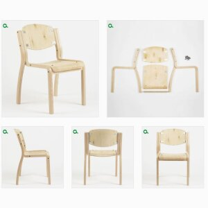 Luke Chair Kit