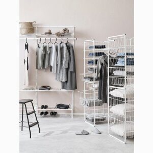 BASKET RACKS & WALL STORAGE SYSTEM