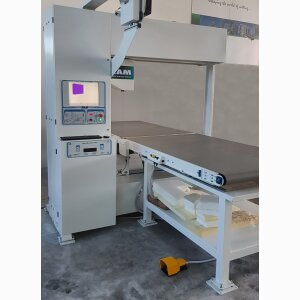 VCR HANDY - Practical compact vertical blade contour cutting machine