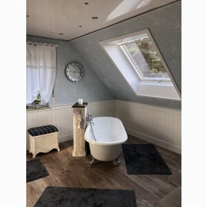 Wall covering bathroom
